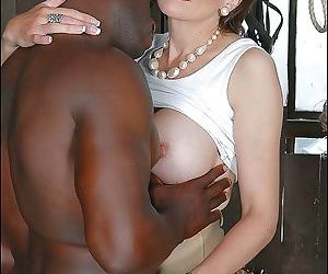 Naughty fetish lady has some interracial sex with black guy - part 2410