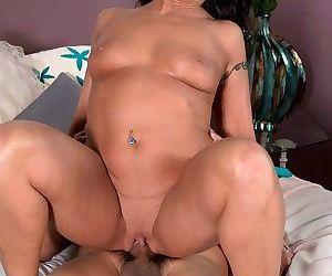 Sexual brunette mature azure dee riding hard cock - part 2739