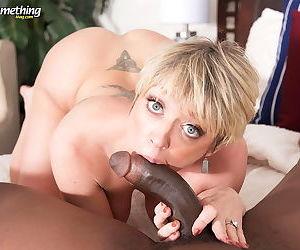Dee williams sucks and fucks big black cock - part 3207