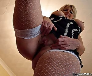 Big titted milf daniella english spreading her large ass - part 20