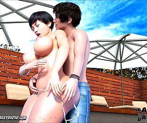 CrazyDad3D- Love Me Tender 3