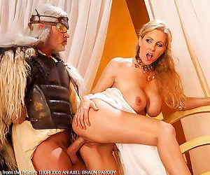 Thor xxx hardcore porn parody - part 1243