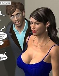 Cheating latina housewife 3d sex comics anime about voyeur sex - part 3819