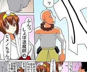 Binkan Taimashi Himeno-chan 2 - part 4