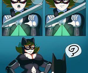 Catwomans Jewel Heist