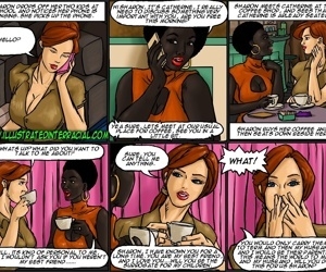 The Surrogate- Illustrated interracial