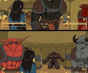 Fallout X - Corruption Of Champions