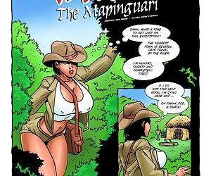 Monster Violation 4 - The Mapinguari