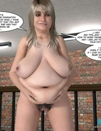 Fat mom and boy in nasty 3d comix episode of malevolent - part 804