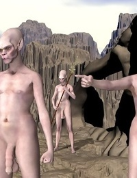 Aliens orgy 3d xxx comics threesome bizarre anime group sex - part 621