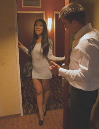 Sexy asian babe asa akira has great rough sex with big cocked cl - part 258