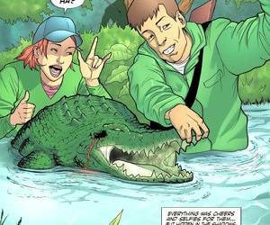 Locofuria- Karma of the Alligator