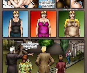 Black n White Interracial Art + Bonus Comics - part 2