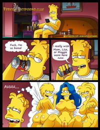 """Croc- There's No Sex Without """"EX"""" – Simpsons"""