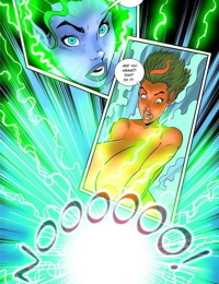 Bot- Green Glow Issue 3