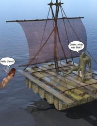 3DMidnight- The Raft