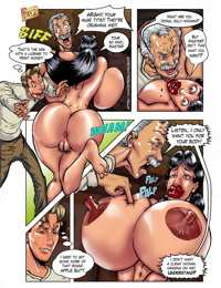 Miss Joan- Sam7- Undressed Day 2 Part 2