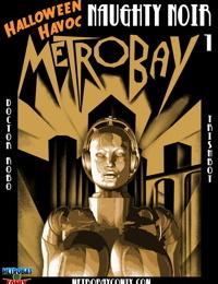 Metrobay- Halloween Havoc- Naughty Noir 1