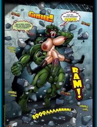 Smudge- Avengers
