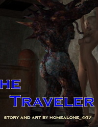Droid447- The Traveler