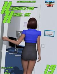 McTek- Heroines for Hire 19 –