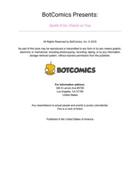 Bot- Spells R Us – Cherie on Top Issue 3