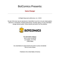 Bot- Game Changer Issue 6
