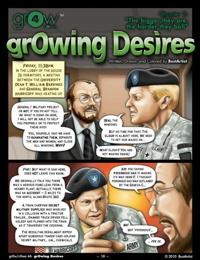 GrOw4- Growing Desire