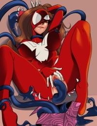 Spider-Man – Tinkerbomb- Symbiosis
