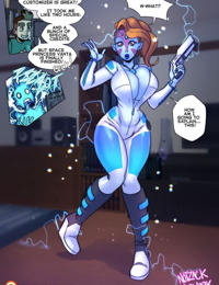 NotZackForWork- Space Princess Vanta