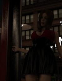 Leticia Latex- Curse: WereDoll