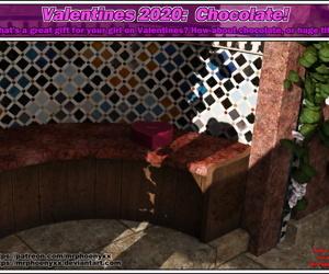 Mr. Phoenyxx- Valentines 2020- Chocolate BE