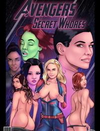 Pegasus Smith- Avengers Secret Whores