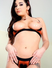 Soft, naturally busty young karlee grey shows off her soft, voluptuous curves an - part 4352