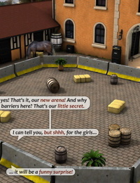 Farm Girls Competition 2 - part 2