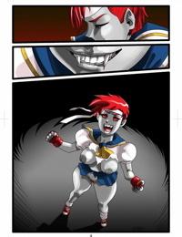 Vamp Fight 1