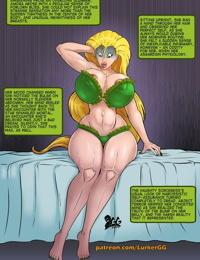 Caps Trial & Enchantress Embarrassment