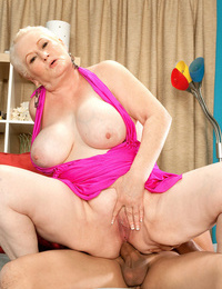 Short haired nan Miriam Harding does it all including anal invasion sex with her lover