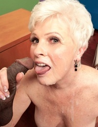 Mature hook-up therapist cant fight back having hook-up with a hung ebony male