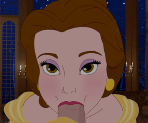 Beauty and the Beast Belle Being French