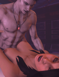 More various Mass Effect SFM pics and gifs - part 3