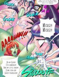 Arkham Asylum - Sex-Madness - part 2