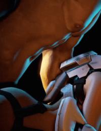 Overwatch. part 1 - part 5