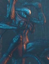 ARTIST Creepychimera - part 17