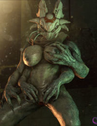 ARTIST Creepychimera - part 30