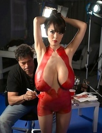 The best japanese adult movie star hitomi tanaka with huge hooters - part 3791