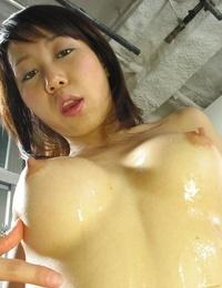 Adorable japanese haruka aoi loves to deepthroat till facial - part 816