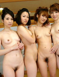 Scorching japanese av ladies in group fuck fuck-a-thon - part 4412