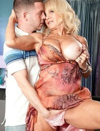 61yearold cara reid takes on some youthfull dick for the second - part 1933