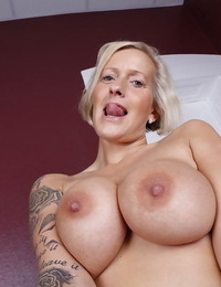 nasty german housewife leni getting highly nasty - part 325
